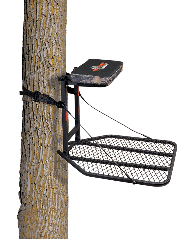 fixed position tree stands big game treestands big game treestands. Black Bedroom Furniture Sets. Home Design Ideas