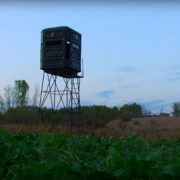 hunting blinds in food plot locations most food plotters miss | Big Game Tree Stands