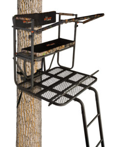 tree stand 101 which tree stand is right for which situation | Big Game Treestands