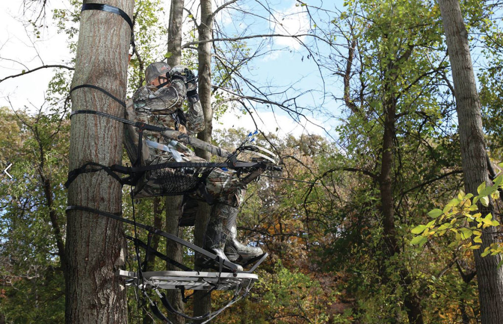 Should You Hang Early Season Tree Stands Over Deer Sign
