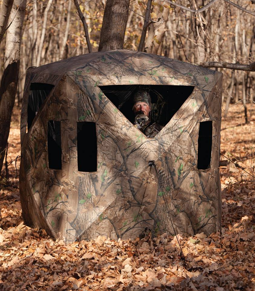 Ground Blinds 101 Guide To Using Ground Blinds Big